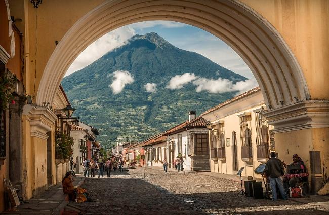 Mexico y Guatemala
