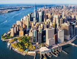 Nueva York y Boston