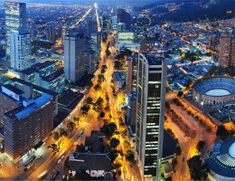 Colombia Rotation, Cartagena, San Andres y Bogota