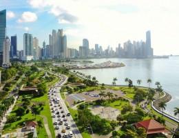 Panama y Playa Blanca